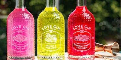 Pride x Eden Mill Gin Tasting Event