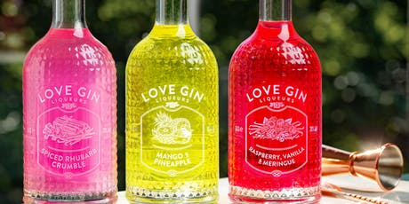 Pride x Eden Mill Gin Tasting Event tickets