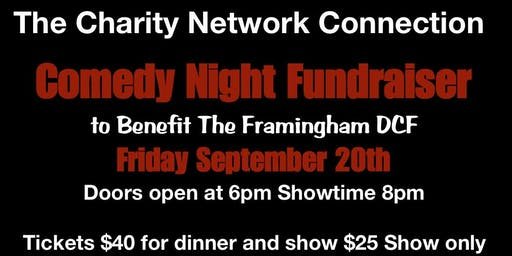 Comedy Show to benefit the Framingham DCF