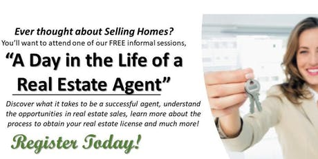 A Day in The Life of a Real Estate Agent tickets