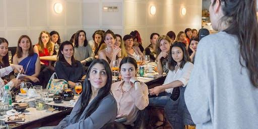 21 de Septiembre - Networking Brunch #BuenosAires: Explorá tu ADN Digital