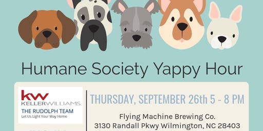 Humane Society Yappy Hour
