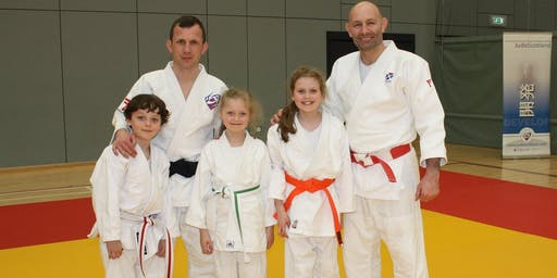 Kid's Judo Workshop @ Langside Halls (Doors Open Days)