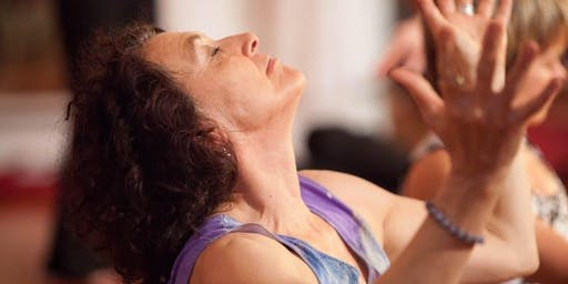 Art of Surrender - Yoga + Yoga Nidra + Essential Oils Class! (Repeat class)