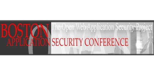 Boston Application Security Conference BASC 2019