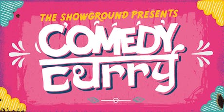 Comedy Curry at The Lincolnshire Showground tickets