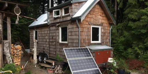 Tiny House Community, Big Resilient Life.