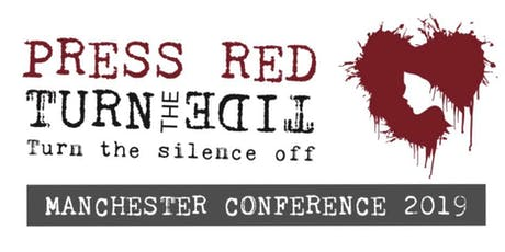 Turn the Tide: Press Red Manchester Conference 2019 tickets