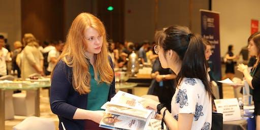 World Grad School Tour Manila: Free Entry - International Masters/PhD Fair