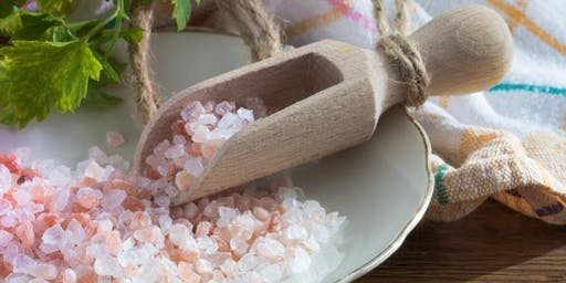 Make & Take: Himalayan Cooking Salt & Seasoning Blends