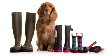 Paws for a Welly Walk tickets