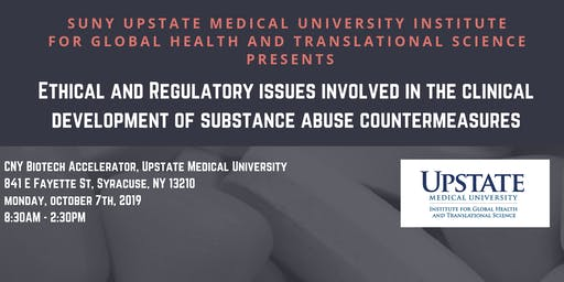 Ethical and Regulatory Issues Involved in the Clinical Development of Substance Abuse Countermeasures