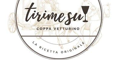 """Alla scoperta del """"TIRIME SU - Coppa Vetturino"""". La ricetta originale."""