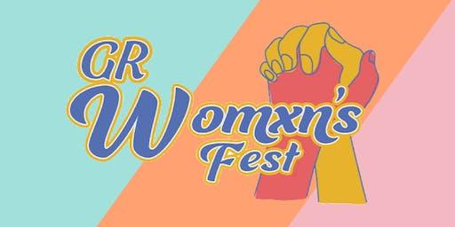 GR's Womxn's Street Fest