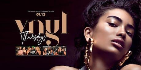 #VNYL Thursdays @ VNYL Nightlcub  tickets