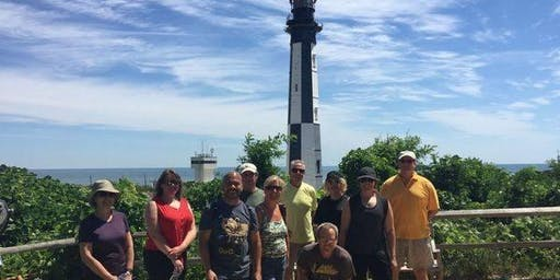 Tour- Cape Henry Lighthouse
