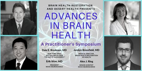 Advances in Brain Health - A Practitioner's Symposium tickets