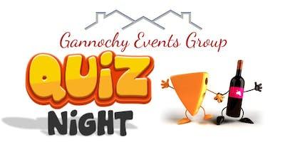 Gannochy Quiz Night - 28 Feb