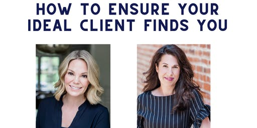 Julian Chichester Invites You To: How To Ensure Your Ideal Client Finds You