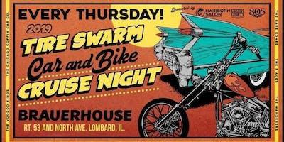 Tire Swarm Car & Bike Cruise Night Thursdays