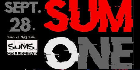 SUMS Collective Presents: SUMONe tickets