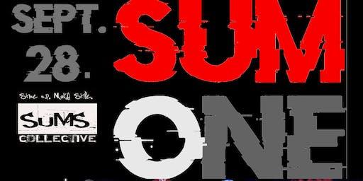 SUMS Collective Presents: SUMONe