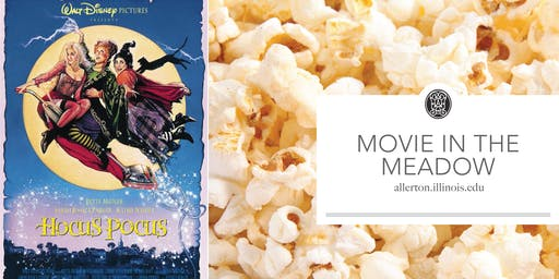 Movie in the Meadow: Hocus Pocus