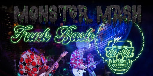 Monster Mash Funk Bash with Motor Booty Affair!