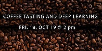 Coffee Tasting and Deep Learning talk with Dr. Sebastian Groß (MathWorx)