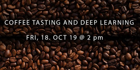 Coffee Tasting and Deep Learning talk with Dr. Sebastian Groß (MathWorks) Tickets