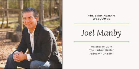 YBL Fall Breakfast with Joel Manby tickets