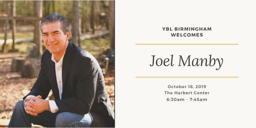 YBL Fall Breakfast with Joel Manby