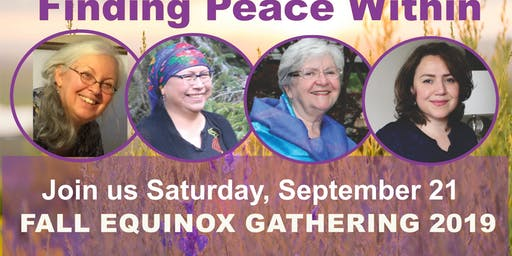 Fall equinox -Finding Peace Within