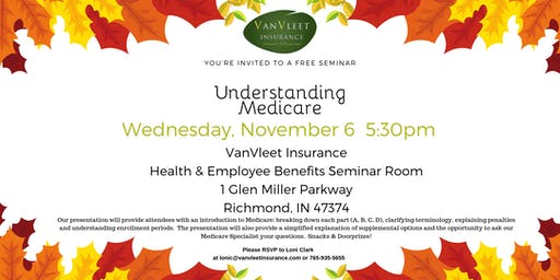 FREE Understanding Medicare Seminar