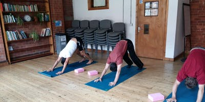 Lunchtime Yoga in Ancoats