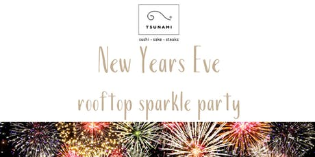 NYE Rooftop Sparkle tickets