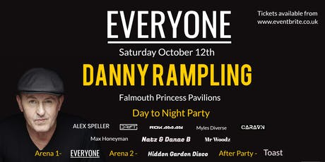 Everyone featuring Danny Rampling tickets