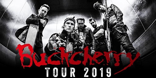 Buckcherry w/Critcal Bill & Damned By Dawn