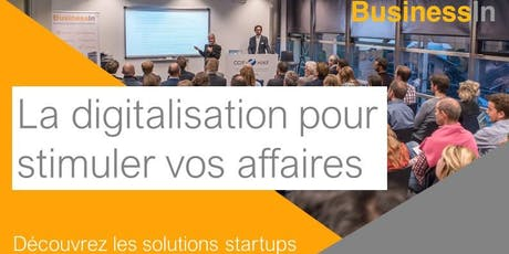 La digitalisation pour stimuler vos affaires tickets