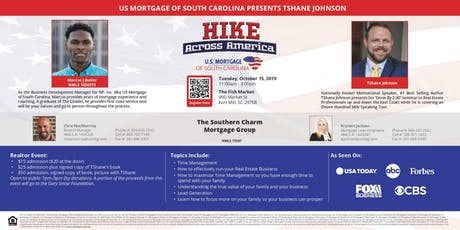 US MTG of SC Presents HIKE Across America with TShane Johnson tickets