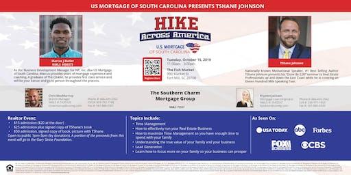 US MTG of SC Presents HIKE Across America with TShane Johnson