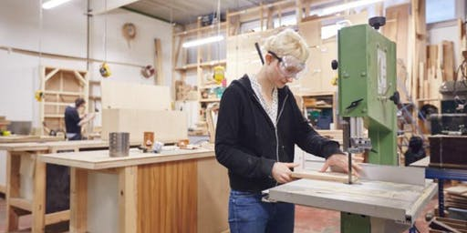 Woodwork Level 1 Induction