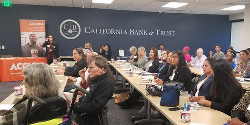 Financing for Business Success - North County 2019
