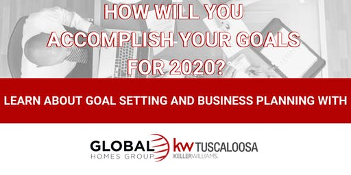 Business Planning & Goal Setting Workshop with GHG