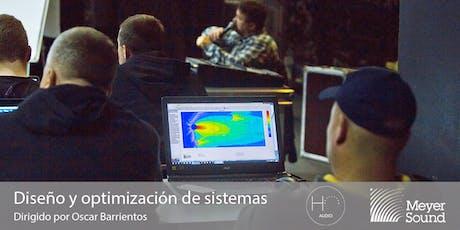 Diseño y optimización de sistemas | Monterrey 2019 entradas