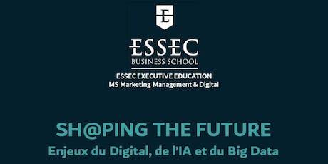 Networking/Débat Essec Executive Master Management et Marketing Digital billets