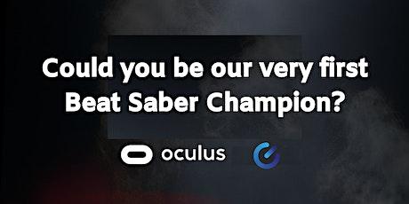 Beat Saber Challenge - Heat 4 tickets