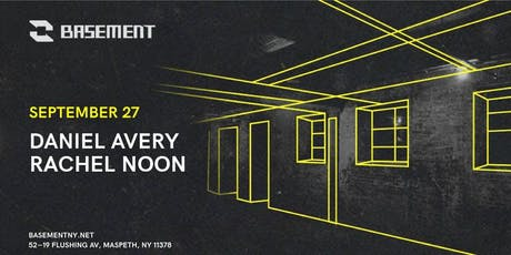 Daniel Avery / Rachel Noon tickets