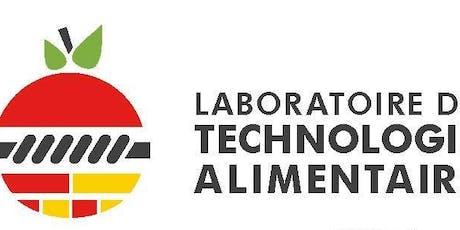Visite du Laboratoire pilote de la FSAA de l'Université Laval billets