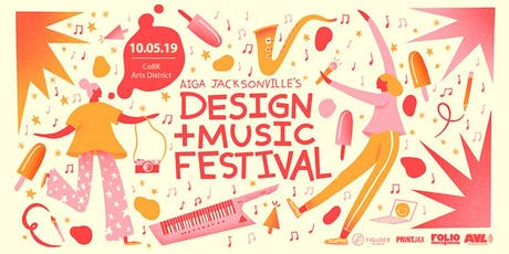 Design+Music Festival 2019 tickets